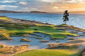 Chambers Bay Golf Course Logo