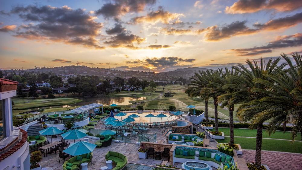 Competitive Edge Camp at Omni La Costa Resort & Spa Logo