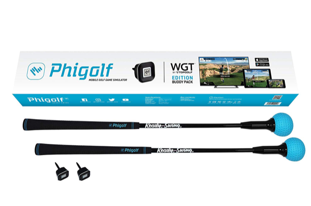 Phigolf Buddy Pack - play online with a friend!